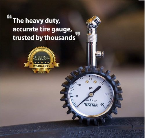 6.TireTek-Premium-Tire-Pressure-Gauge-with-Integrated-Hold-Valve-60PSI