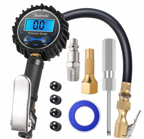 9.AstroAI-Digital-Tire-Inflator-with-Pressure-Gauge-250-PSI-Air-Chuck-and-Compressor-Accessories-Heavy-Duty-with-Rubber-Hose-and-Quick-Connect-Coupler-for-0...-1