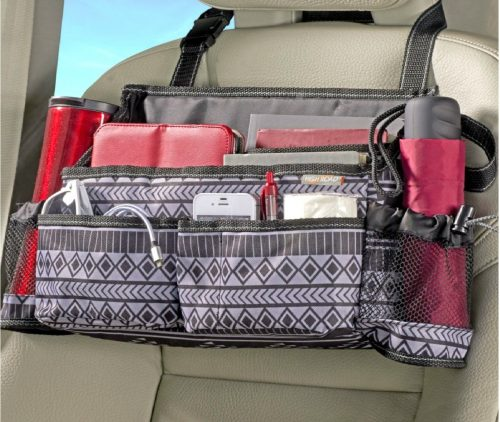9.High-Road-SwingAway-Car-Front-Seat-Organizer-Baja