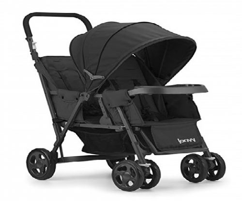 9.JOOVY-Caboose-Too-Graphite-Stand-On-Tandem-Stroller-Black