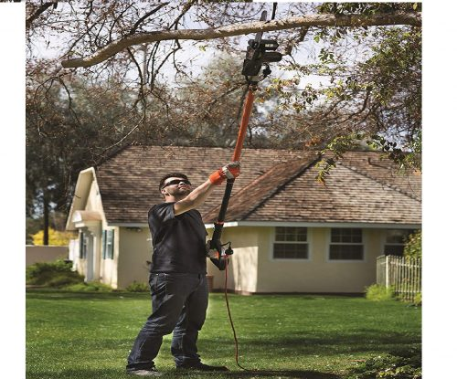 1.Remington-RM1025SPS-Ranger-8-Amp-Electric-2-in-1-Pole-Saw-Chainsaw-with-10-Foot-Telescoping-Shaft-and-10-Inch-Bar-for-Tree-Trimming-and-Pruning1