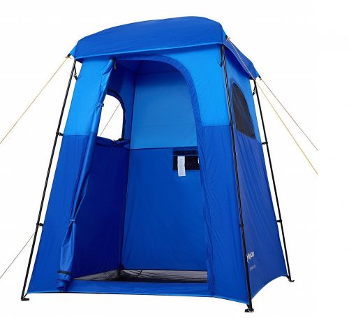 10.KingCamp-Oversize-Outdoor-Easy-Up-Portable-Dressing-Changing-Room-Shower-Privacy-Shelter-Tent-Blue