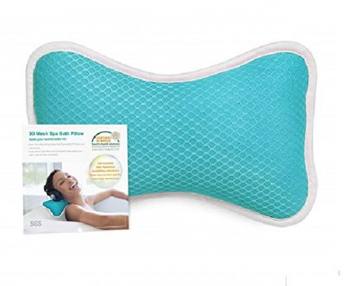 10.Non-Slip-Bath-Pillow-with-Suction-Cups-Supports-Neck-and-Shoulders-Home-Spa-Pillows-for-Bathtub-Hot-Tub-Jacuzzi-Bathtub-Head-Rest-Pillow-Relax-Comfy-Blue.