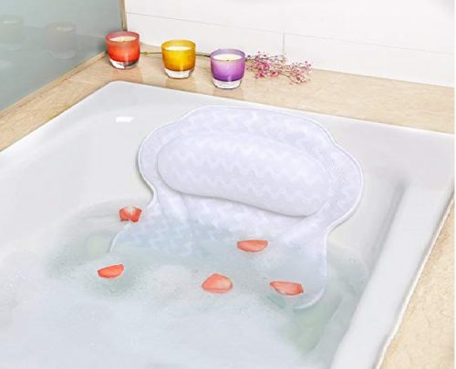 12.Luxury-Non-Slip-Bath-Pillow-with-6-Strong-Suction-Cups-for-Tub-Extra-Large-Size-Pillow-Bath-Cushion-for-Bathtub-Hot-Tub-Jacuzzi-Home-Spa-Pillow-Support-for-Head-Neck