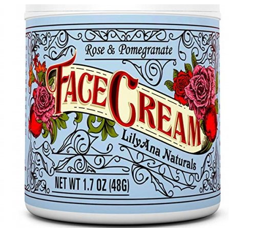 2. Face Cream Moisturizer (1.7 OZ) Natural Anti Aging Skin Care