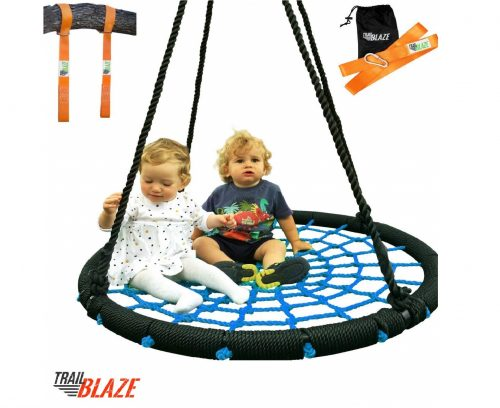 4.Trailblaze-Giant-Web-Tree-Swing-Hanging-Straps-Kit-Extra-Strong-Net-Kids-Swing-Holds-600-lb-40-Outdoor-Swings-for-Kids-Ready-to-Hang-Today.