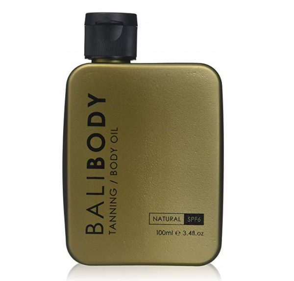 9. BALI BODY ORIGINAL NATURAL TANNING AND BODY OIL 110 ml