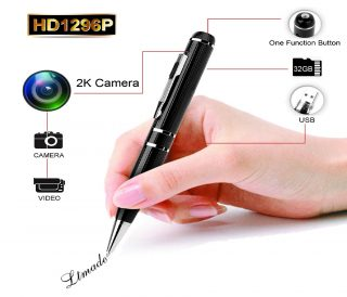 1.Spy-Camera-LTMADE-1296P-32G-Hidden-Camera-Pen-OV4689-Full-Real-2K-Low-Illumination-1080P-Pen-Camera-Multfunction-Pen-DVR-Cam