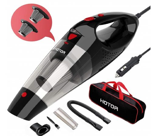 12.Car-Vacuum-Cleaner-High-Power-HOTOR-Vacuum-for-Car-Best-Car-Vacuum-Handheld-Portable-Auto-Vacuum-Cleaner-Powered-by-12V-Outlet-of-Car-Come-with-1-Extra.