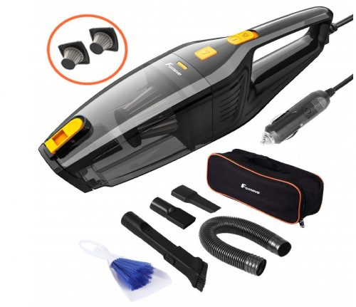 2.Foxnovo-Car-Vacuum-Cleaner-DC-12V-120W-High-Power-Wet-Dry-Portable-Handheld-Auto-Vacuum-Cleaner-for-Car-with-14.8ft-Cable
