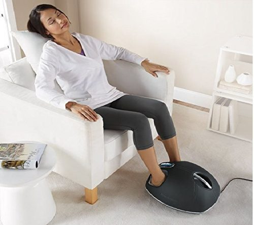 6.Brookstone-F4-Shiatsu-Foot-Massager-with-Selectable-Heat-Rollers-and-Air-Compression