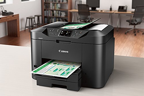 6.Canon-Office-and-Business-MB2720-Wireless-All-in-one-Printer-Scanner-Copier-and-Fax-with-Mobile-and-Duplex-Printing