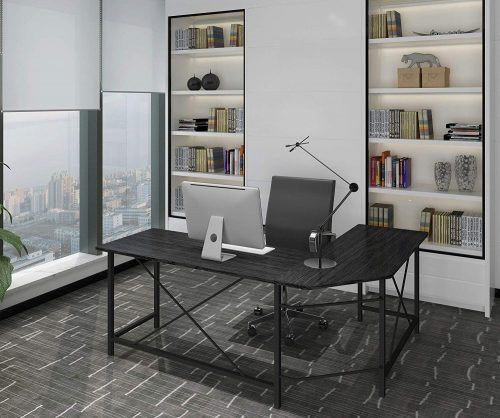6.Ulikit-Modern-L-Shaped-Computer-Desk-Corner-Gaming-Desk-Computer-Table-Workstation-Office-Wood-Top-Desk-Black-66-x-49-x-29