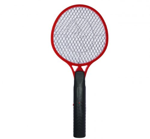 7.Koramzi-F-4-Best-Electric-Mosquito-Swatter-Racket-for-Indoor-and-Outdoor-3-Layer-Wasp-Bug-Mosquito-Trap-and-Zap-Pest-and-Insect-Control-Red-Large-Size