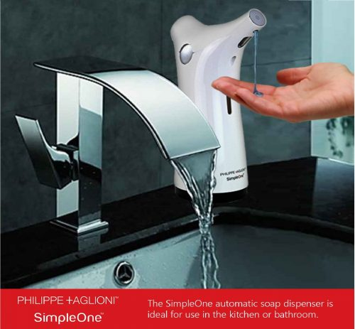 7.Simpleone-Automatic-Touchless-Soap-Dispenser-New-Improved-Design-–-Hands-Free-Soap-Dispensing-Pump-is-Perfect-for-Bathroom-and-Kitchen