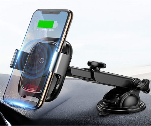 8.Baseus-Wireless-Car-Charger-Mount-10w-Automatic-Infrared-Qi-Fast-Charging-Car-Phone-Holder-Dashboard-Compatible-with-iPhone-Xs-Xs-Max-XR-X-Galaxy-Note-9