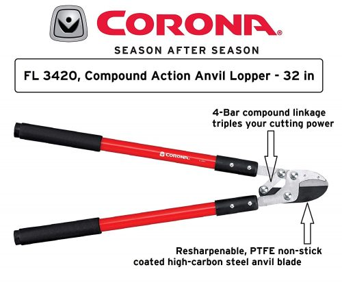 10.Corona-Compound-Action-Anvil-Lopper-32-Inch-FL-3420