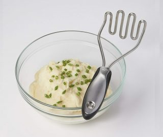 2.OXO SteeL Potato Masher