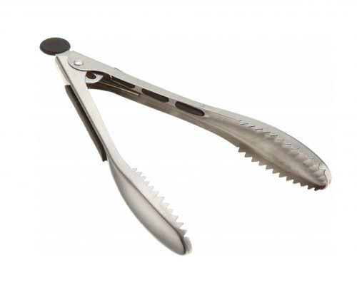 6.Bonny Bar Stainless Steel Ice Tongs