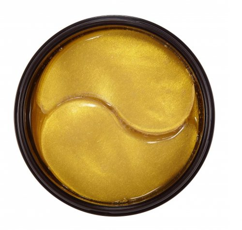 10.Mizon Under Eye Patches 24K Gold Snail Eye Treatment Mask Reduces Wrinkles and Puffiness Lightens Dark Circles, Hydrogel Eye Patches,