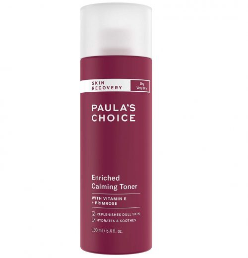 11. Paula's Choice SKIN RECOVERY Calming Toner, 6.4 Ounce Bottle Toner for the Face, for Sensitive Facial Skin and Dry Redness-Prone Skin