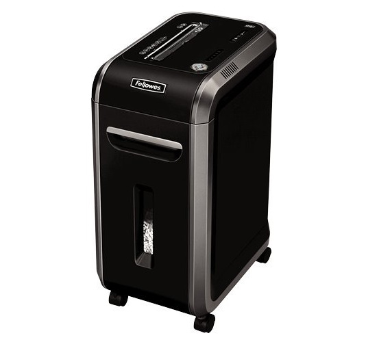 8.Fellowes Powershred 99Ci 100% Jam Proof Cross-Cut Paper Shredder