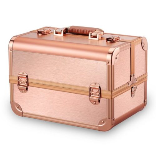 Ovonni Best Professional Makeup Case Kits, Best Makeup Train Case