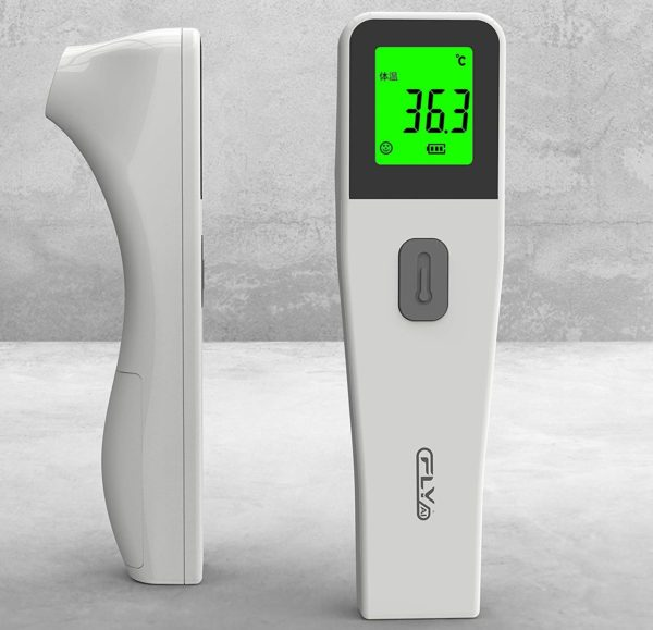 2. Forehead Thermometer, 4-in-1 Professional Precision Digital Thermometer with Fever Alarm