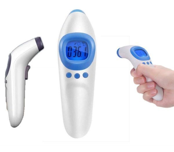 8. Forehead & EarInfrared Thermometer