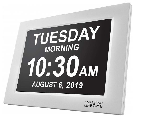 1.American Lifetime [Newest Version] Day Clock
