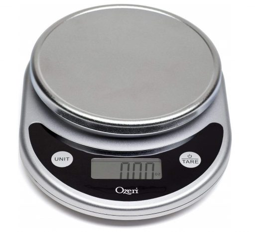 1.ZK14-S Pronto Digital Multifunction Kitchen and Food Scale