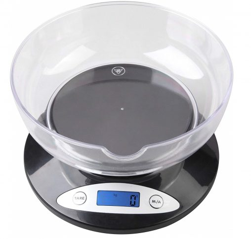 11.Electronic Kitchen Scale - Weighmax