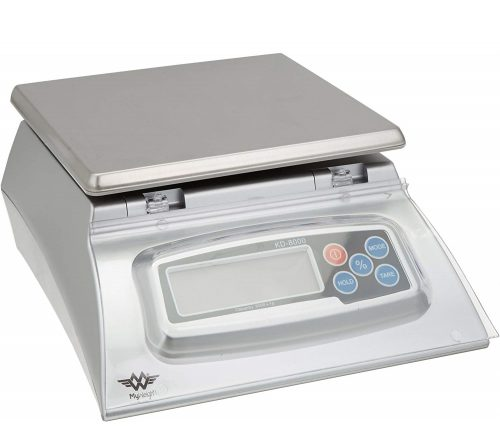 12.Kitchen Scale - Bakers Math Kitchen Scale