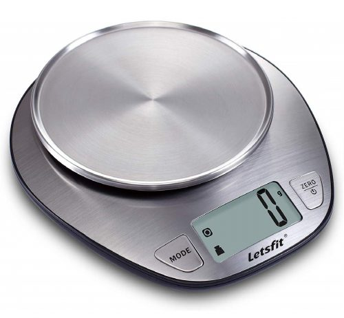 13.Food Scale, Digital Kitchen Scale Weight Grams and Oz