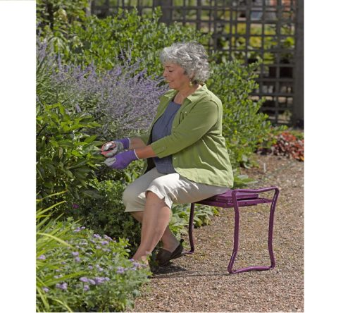 2.Company Extra Wide-Seat Folding Garden Kneeler Green
