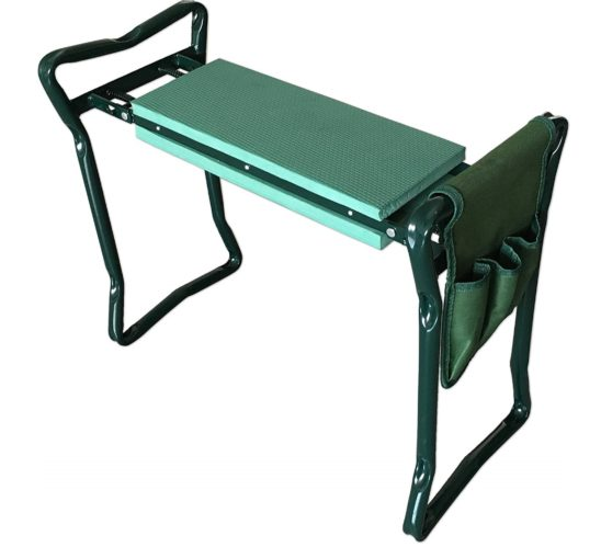 3.Folding Garden Bench Seat Stool Kneeler