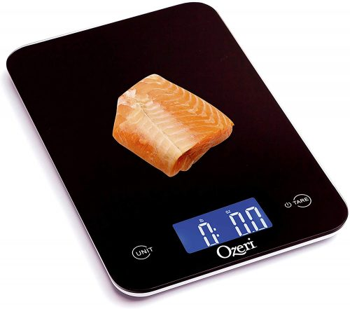 4.Touch Professional Digital Kitchen Scale