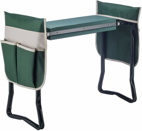 5.Deep Seat Garden Kneeler and Seat-Folding Garden Kneeler