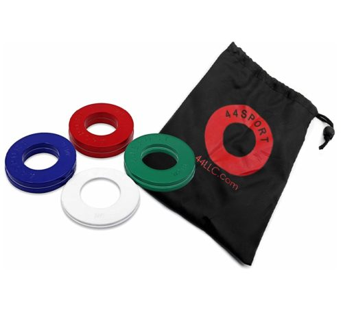 3.44SPORT Olympic Fractional Plates -Pair