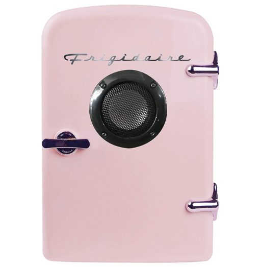 5.Frigidaire EFMIS151-PINK Mini Fridge