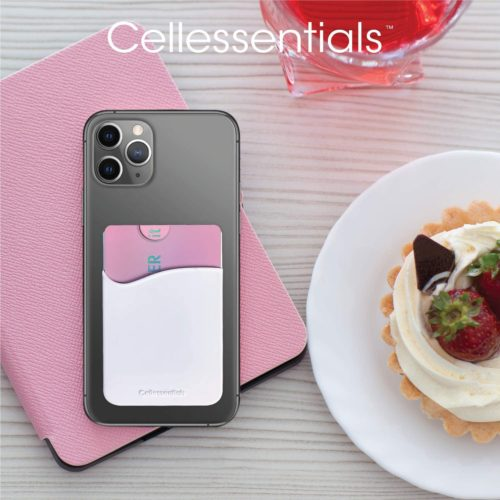 Cellessentials Credit Card Holder Wallet for Phone and ID Holder