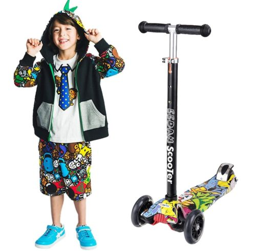 Most Good Looking: EEDAN 3 Wheeled Scooters for Kids and Young Adults