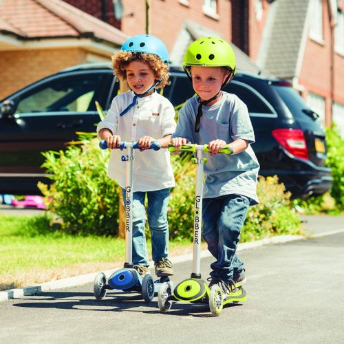 Best Design: Globber Primo Adjustable Height 3 Wheel Scooter for 2 Years Old Kids and Toddlers