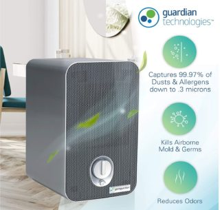1. Guardian Office and Home Air Purifiers