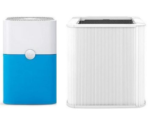 11. Blue Pure with Activated Carbon Filter Air Purifier