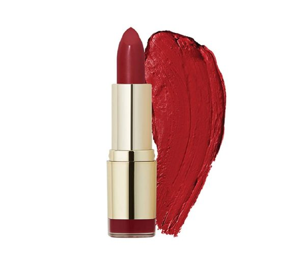 2.Milani Color Statement Lipstick - Best Red, Cruelty-Free Nourishing Lip Stick