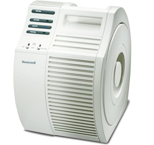 3. Honeywell Quiet Care Air Purifiers