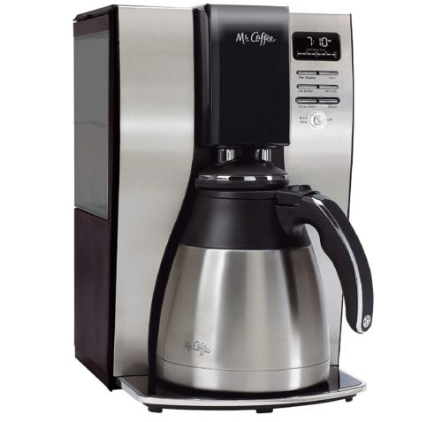 3. Mr Coffee Maker with Timer Thermal Coffee Maker