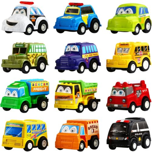 Funcorn Toys Pull Back Boys Cars Toys for Kids, Top Rated  Toy Car Collector