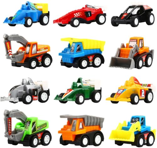 Yeonha Car Toyz Pull Back Vehicles, Truck Collector